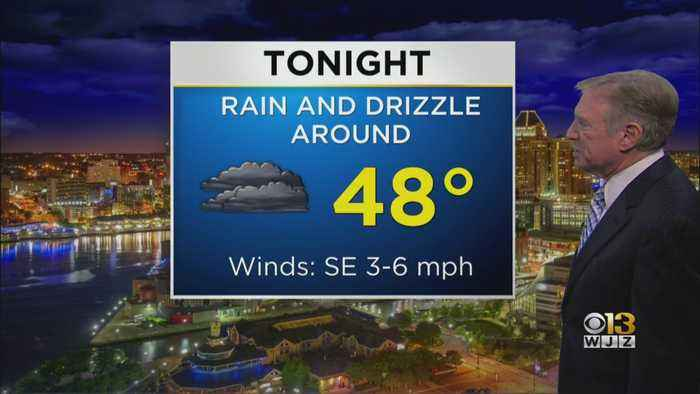 Online Weather Connection: Bob Turk Has A Look At The Thursday Night Forecast