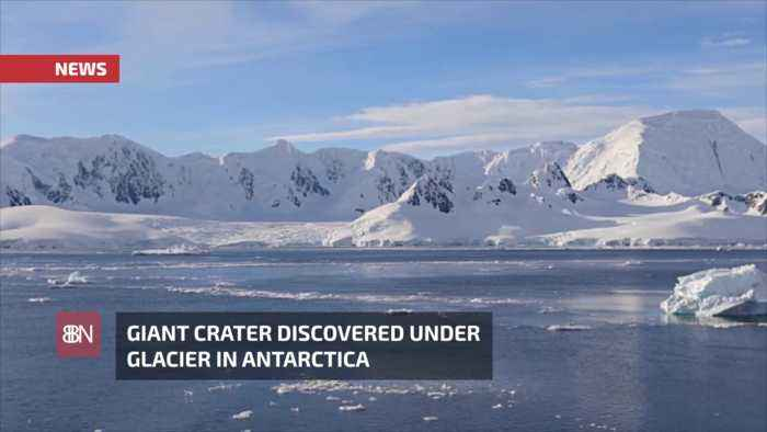 Is Global Warming Causing Giant Craters In The Arctic