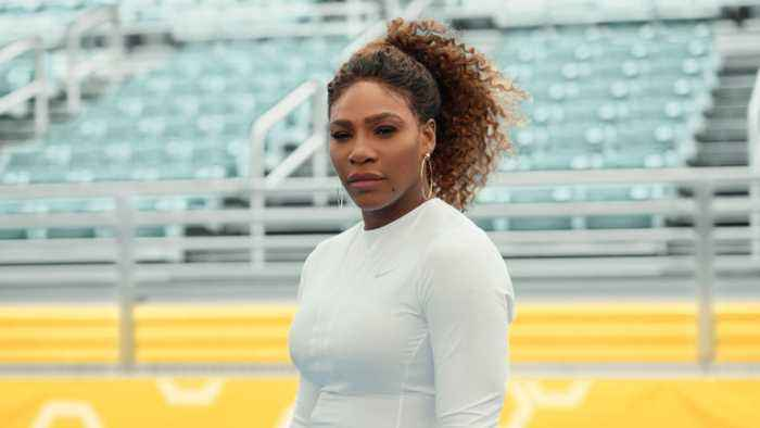 Was Serena Williams' One Of Meghan Markle's Anonymous 'Best Friends'