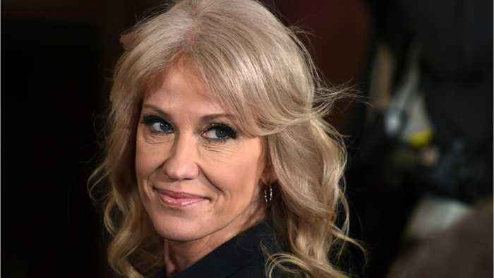 White House Adviser Kellyanne Conway Says She Was Assaulted At A Restaurant
