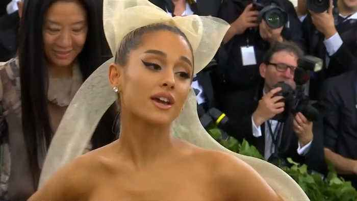 Ariana Grande credits new album for 'saving my life' after difficult few months