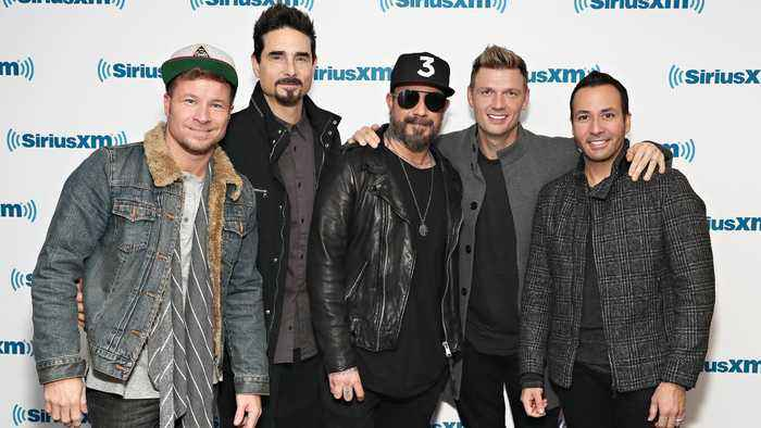 The Backstreet Boys Explain How They're Still on Top After 25 Years
