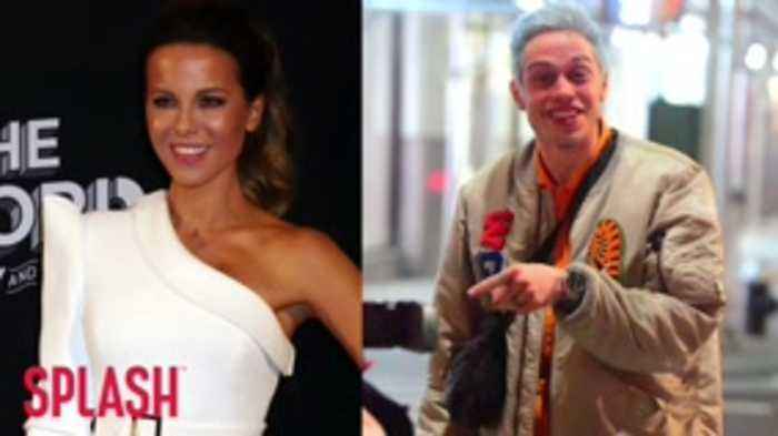 Kate Beckinsale And Pete Davidson Planning Romantic Holiday?