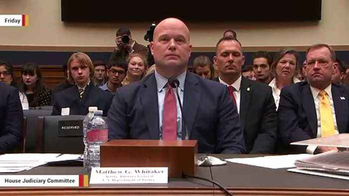 Trump Lashes Out At 'Vicious' Democrats Over Whitaker Hearing, Says 'They Cannot Legitimately Win' 2020 Election
