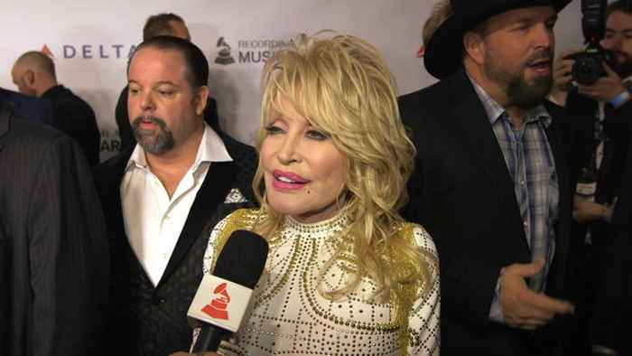Garth Brooks, Pink And More Gather To Celebrate MusiCares Honoree Dolly Parton