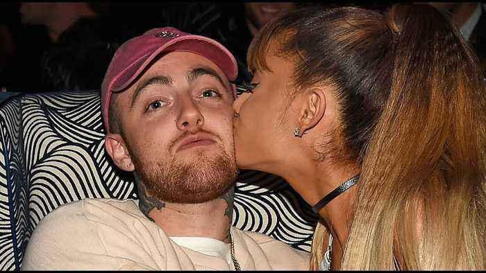 Ariana Grande New Album Drops, New Song 'Ghostin' All About Wanting Mac Miller While With Pete!