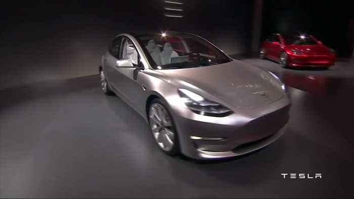 Tesla N.America Model 3 reservation list exhausted - sources