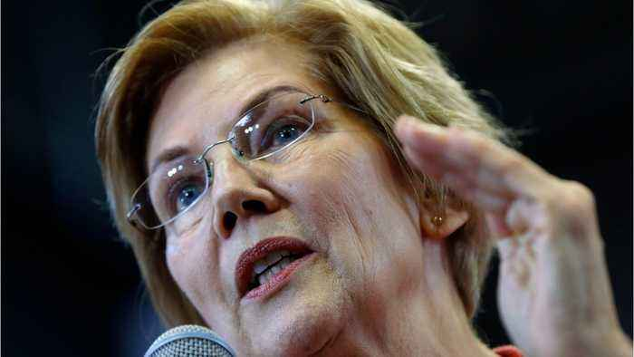 Elizabeth Warren Says Trump 'May Not Even Be a Free Person' by 2020