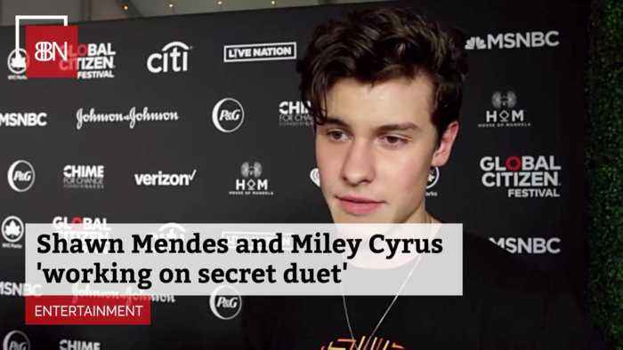 Watch For A Duet With Miley Cyrus And Shawn Mendes At The Grammys