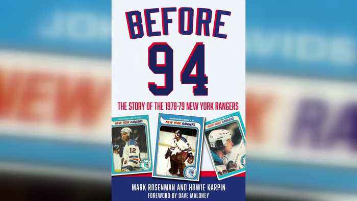 Before 94: Author Details Rangers' 1978-79 Season