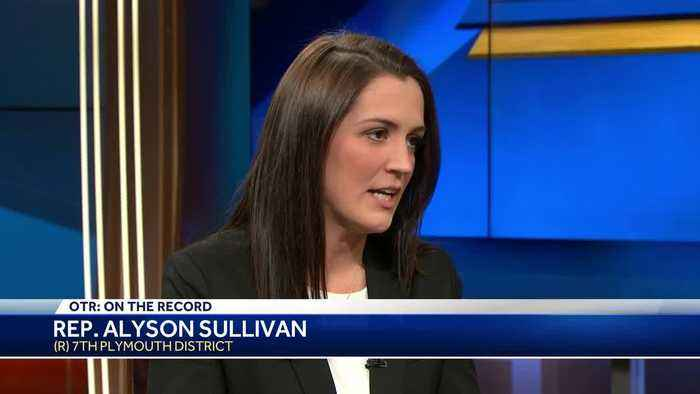 OTR: State Rep. Alyson Sullivan serving in same house seat her father once did