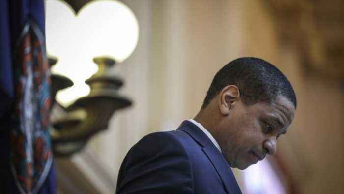 Democrats Call for Virginia Lt. Gov. Fairfax to Resign