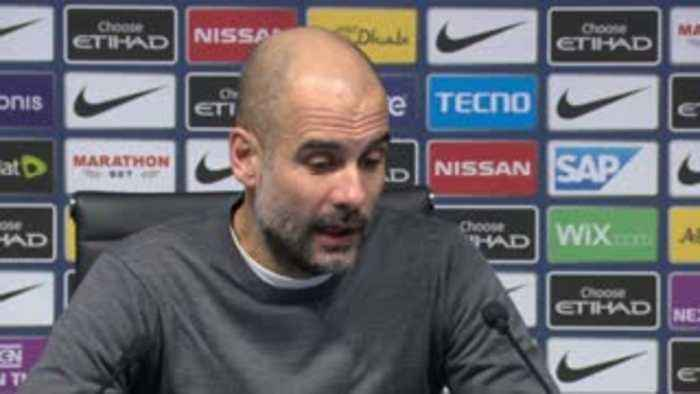 Pep defends Sarri after thumping