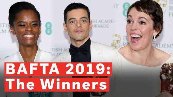 BAFTAs 2019 Highlights: 'The Favourite' Tops With 7 Wins