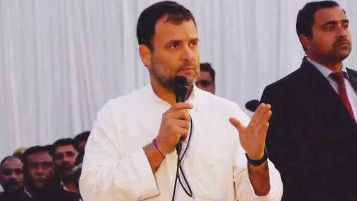 Rahul Gandhi says PM Modi fail, attacks Modi govt's  5 year | Oneindia News