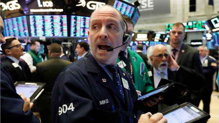 Wall Street Up On Trade Optmism