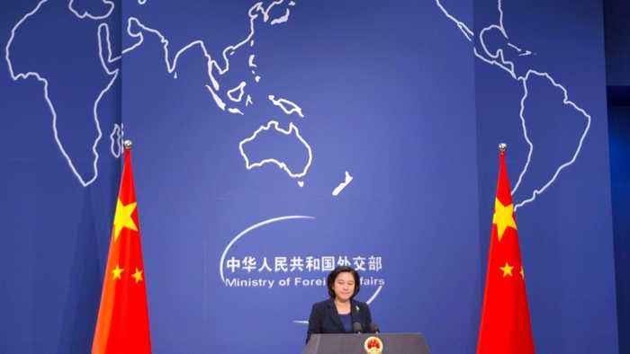 U.S., China Upbeat On Trade Talks, But South China Sea Tensions Weigh In