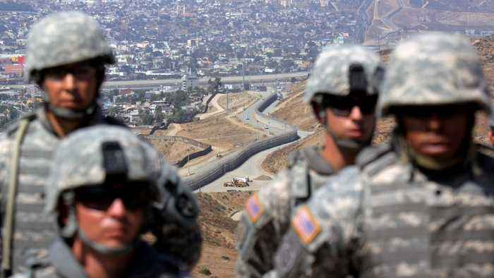 California Governor To Pull National Guard Troops From Border