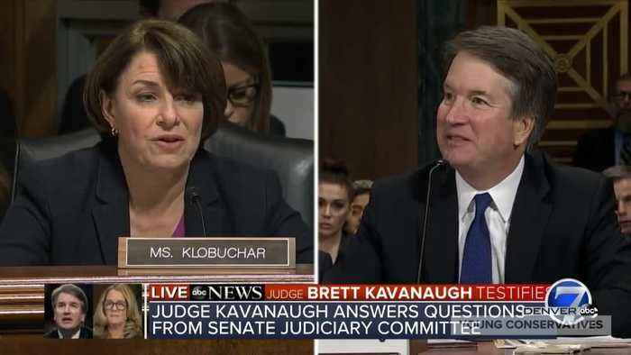 Democrat Senator Who Was HORRIFIED By Kavanaugh's Beer Drinking