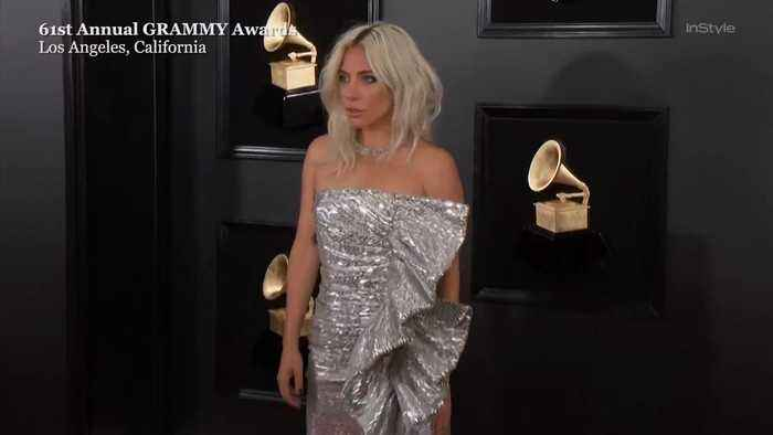 Right Now: Lady Gaga Grammys 2019 Red Carpet