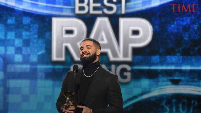 Drake Used His Grammy Acceptance Speech to Question the Importance of the Grammys
