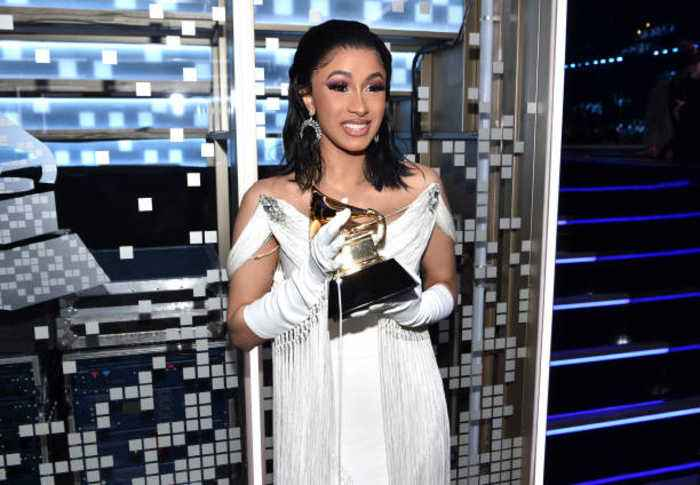 Cardi B's 'Invasion of Privacy' Wins Best Rap Album at 2019 Grammys