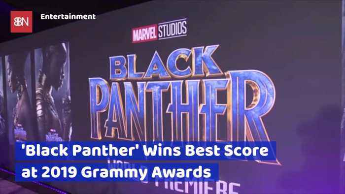 Black Panther Is The Best Movie Score At The Grammys