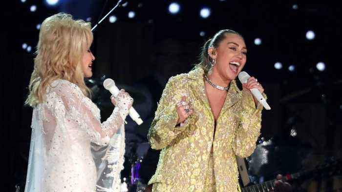 Dolly Parton Gets Tribute At 2019 Grammy Awards