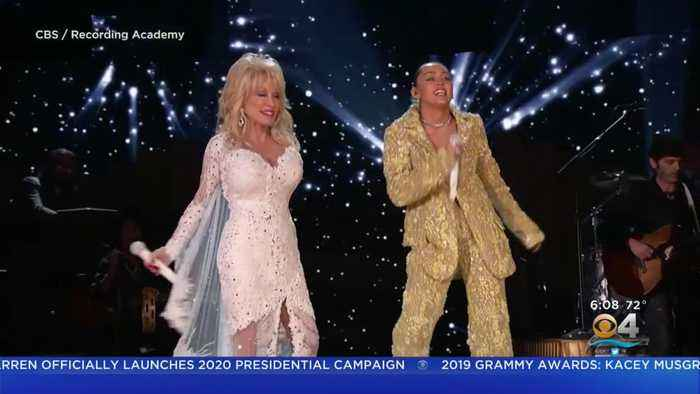 Big Night For Women At The Grammys