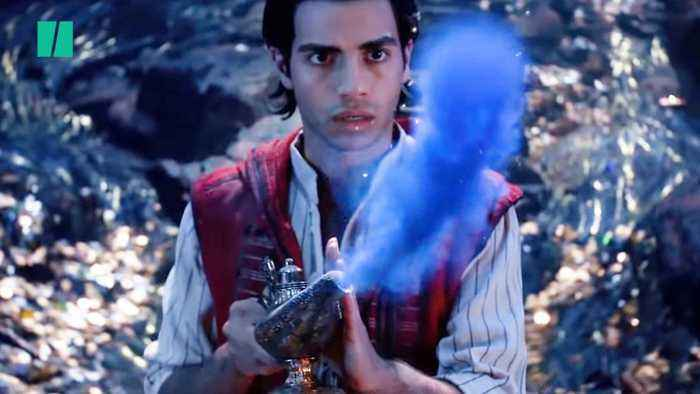 New 'Aladdin' Trailer Drops To A Mixed Reaction