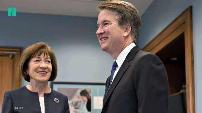 Abortion Activists Come For Collins
