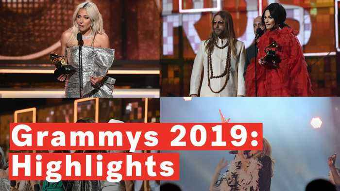 Highlights Of The 2019 Grammys: From Michelle Obama's Surprise Cameo To JLo's Motown Tribute