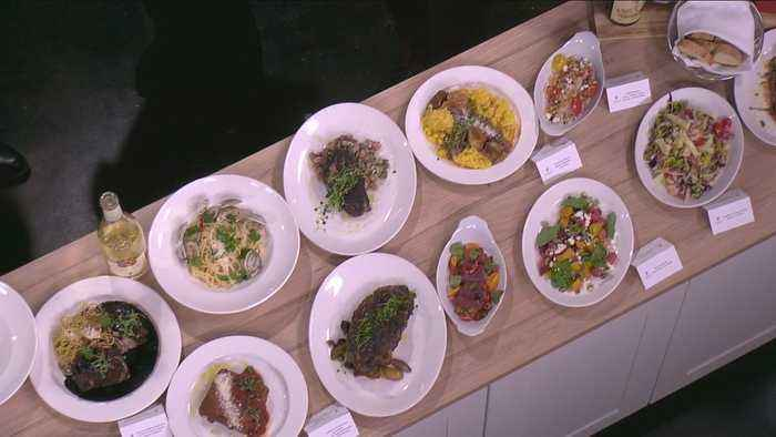 Cooking With WCCO: Valentine's Day Food From Campiello