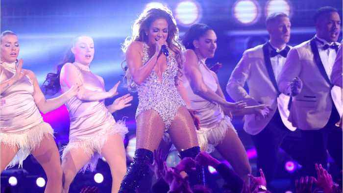 Jennifer Lopez Defends Her Controversial Motown Tribute At The Grammys