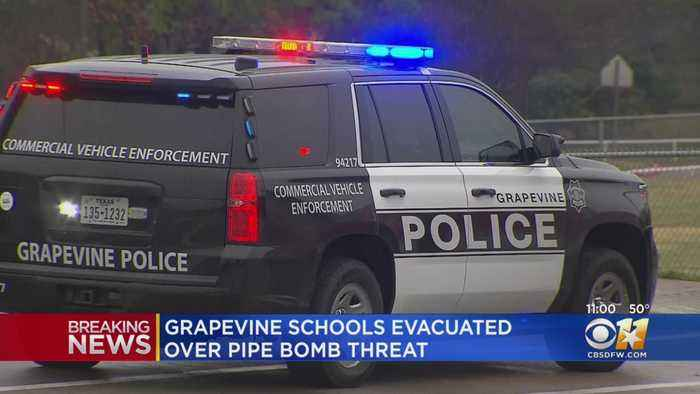 Grapevine-Colleyville Campuses Evacuated After Bomb Threats