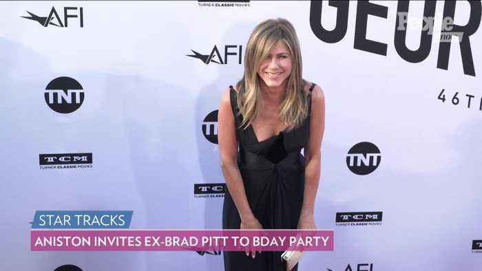 Jennifer Aniston is 'Very Happy' Brad Pitt Attended B-Day After She 'Debated' Inviting Him: Source
