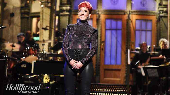 'SNL' Rewind: Halsey Hosts and Performs, 'Empire'-esque 'Them Trumps' Sketch Returns | THR News
