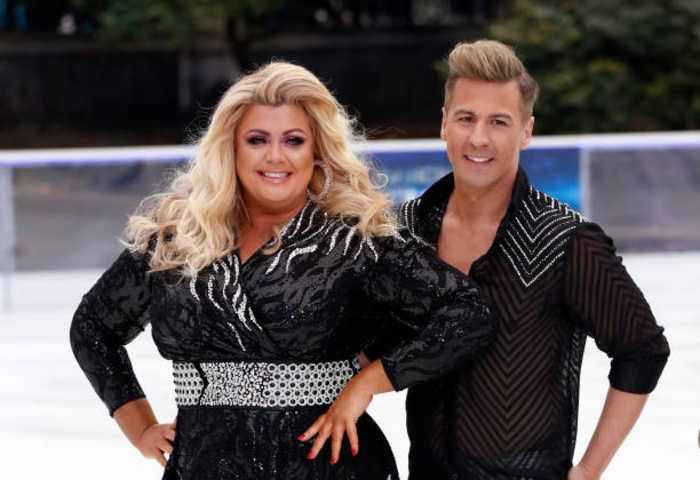 Gemma Collins leaves Dancing On Ice