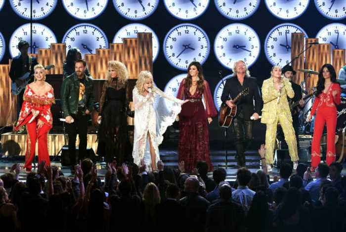 Dolly Parton involved in own Grammy tribute
