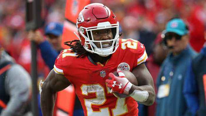 Ex-Chiefs RB Kareem Hunt Signs With Cleveland Browns