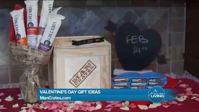 Mancrates: Valentine's Day Ideas