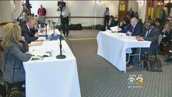 Members Of Pennsylvania's Congressional Delegation Discuss Issue Of Border Security