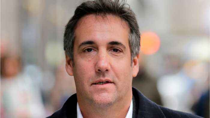 Michael Cohen's Senate Testimony Postponed Due To Surgery Recovery