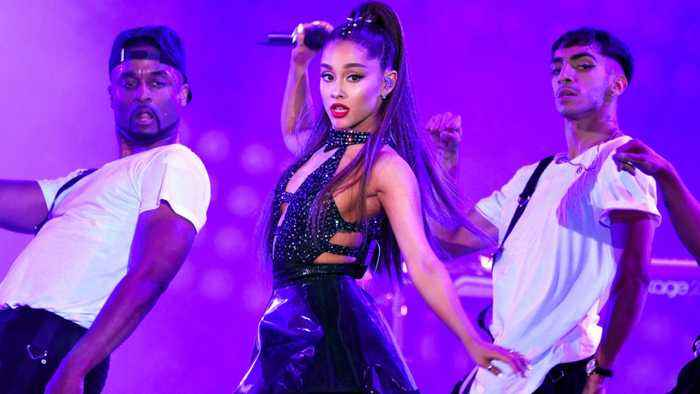 What Ariana Grande Would Have Looked Like At The Grammys