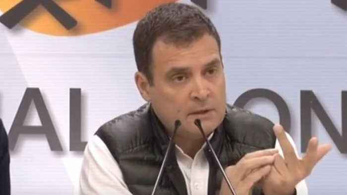 Rahul Gandhi on CAG Report, I would term it as Chowkidar Auditor General Report | Oneindia News