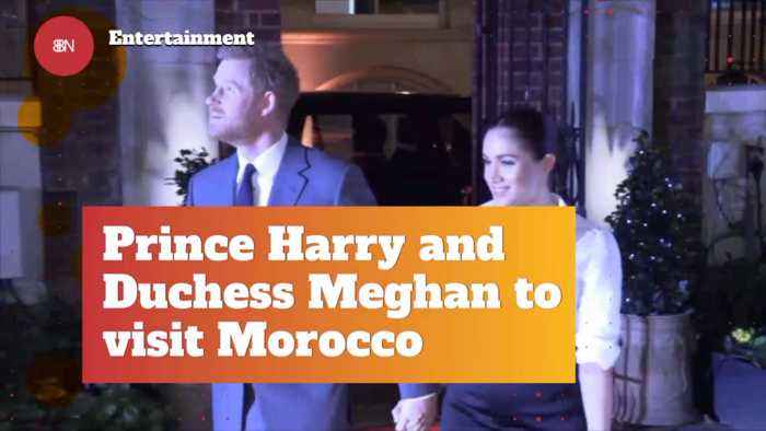Prince Harry And Duchess Meghan Are Going To Morocco