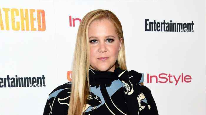 Amy Schumer Announces New Comedy Special 'Growing'