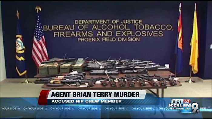 Border Patrol Agent Terry murder case to the jury soon