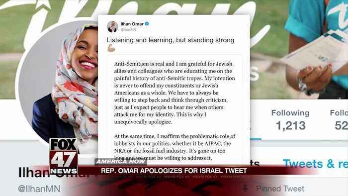 Democratic leaders call for Minnesota Rep. Ilhan Omar to apologize for 'anti-Semitic tropes'