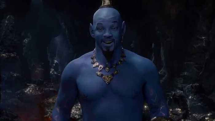 Will Smith's 'Genie' Look Was Revealed During The 2019 Grammys